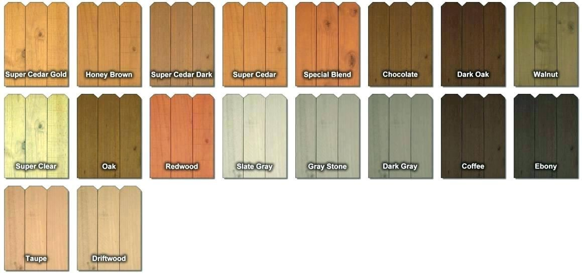 Cedar Fence Stain Colors Hi Tech And Seal Deck Sealer Best Home Depot Stains For In 2020 Home Depot Stain Cedar Fence Stain Staining Deck