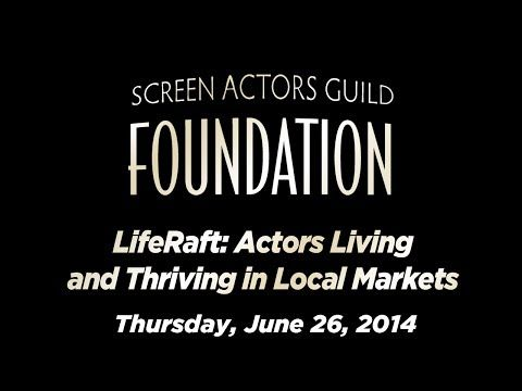 ▶ LifeRaft: Actors Living and Thriving in Local Markets - YouTube