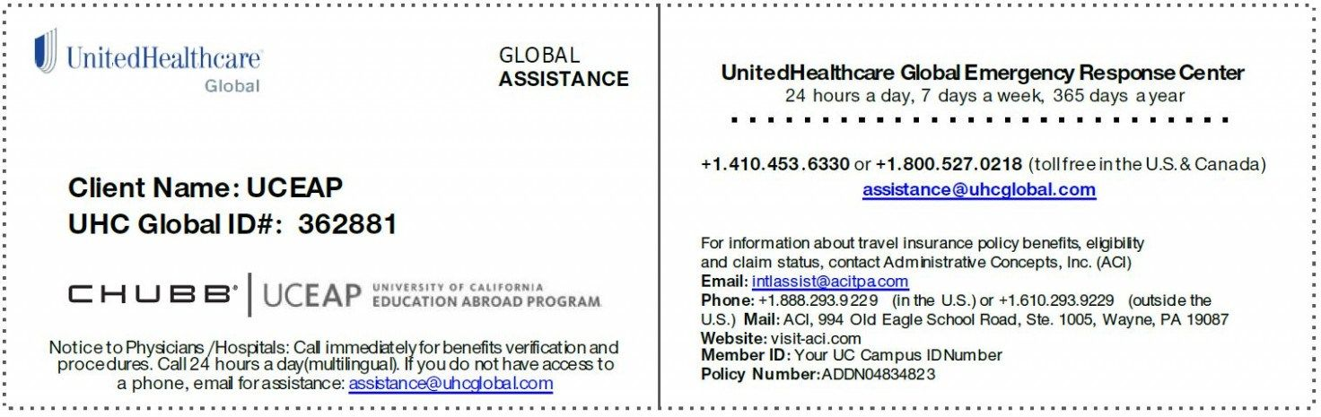 Ten Features Of Lost Insurance Card United Healthcare That Make