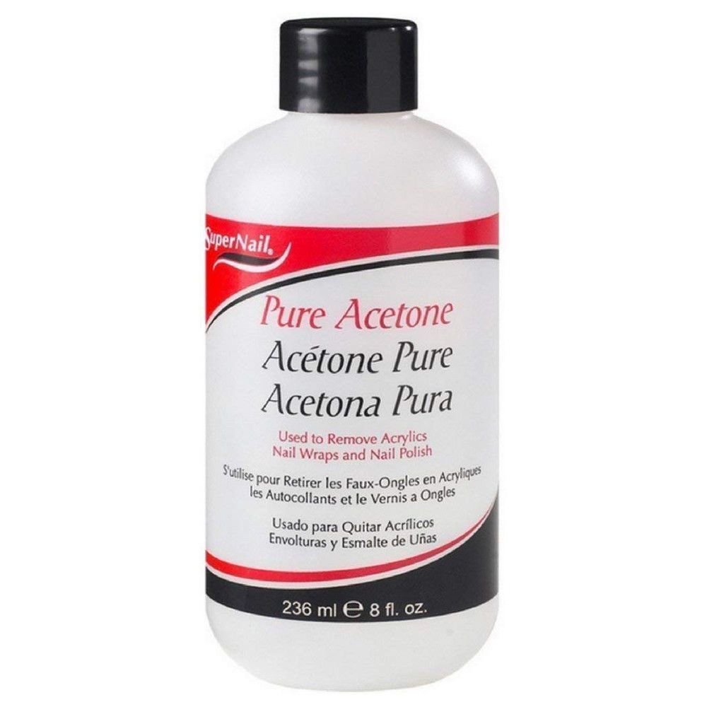 New Unused Supernail Pure Acetone Polish Remover 8 Oz Is A Pleasant One Ebay Ebay Best Nail Polish Acetone Pure Products