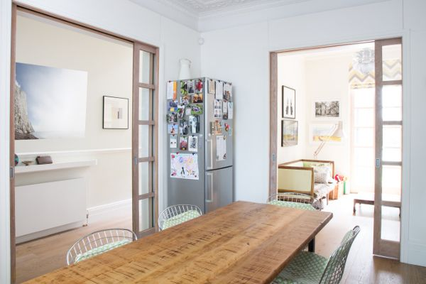 Peek inside the home of Jane, founder of trendy textiles website Korla   Featuring new photographer Oliver Perrott   http://www.lumitrix.com/blog/korla