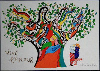 Niki de Saint Phalle : Long Live Love, 1990