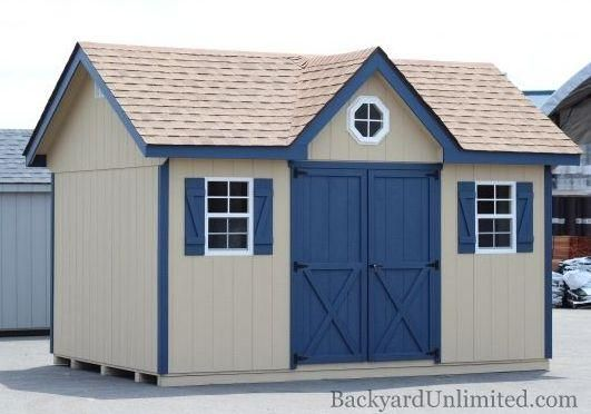i love this shed but it needs to be bigger and different colors to match - Garden Sheds With A Difference