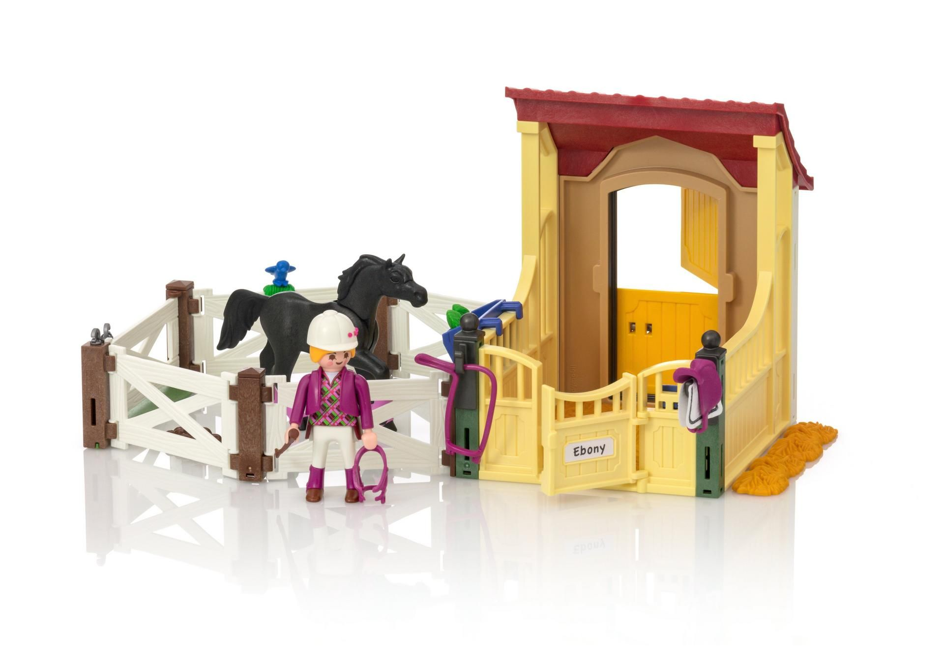 Horse Stable with Araber - 6934 - PLAYMOBIL® United Kingdom | 6th ...