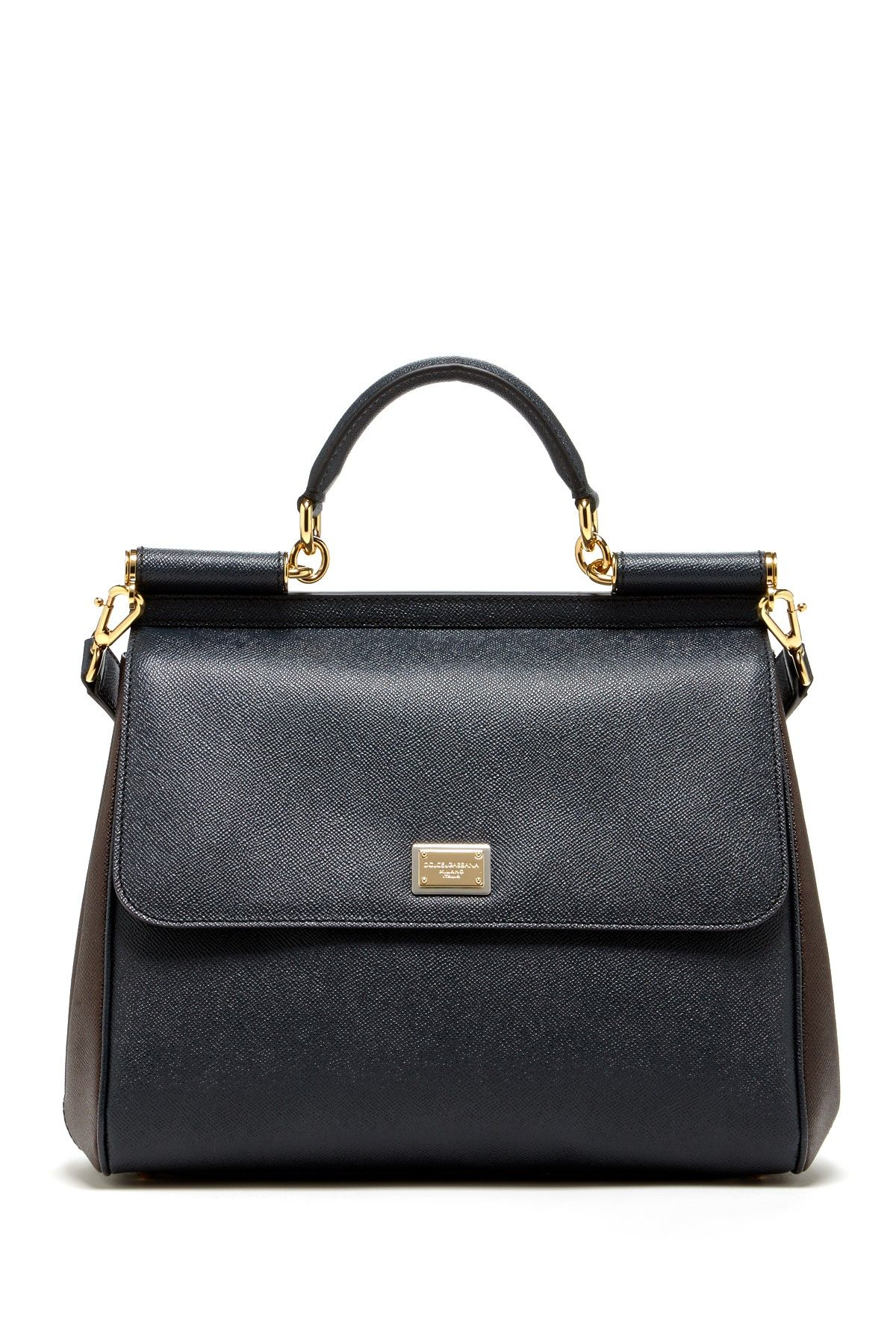 Dolce & Gabbana Borsa A Mano Dauphine Satchel// Have one like this not D & G! but is an antique!