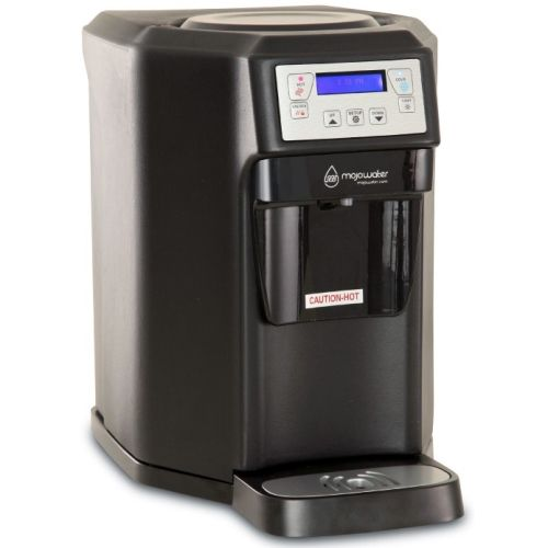 mojo water mini2 countertop water cooler with filter and kit