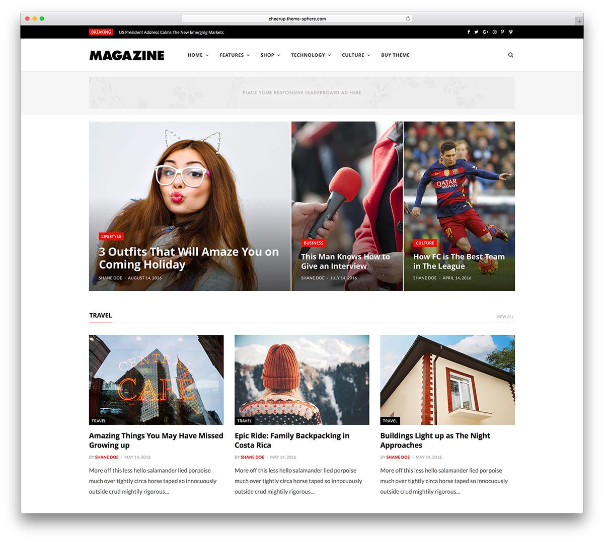 26 Best Adsense Optimized Wordpress Themes