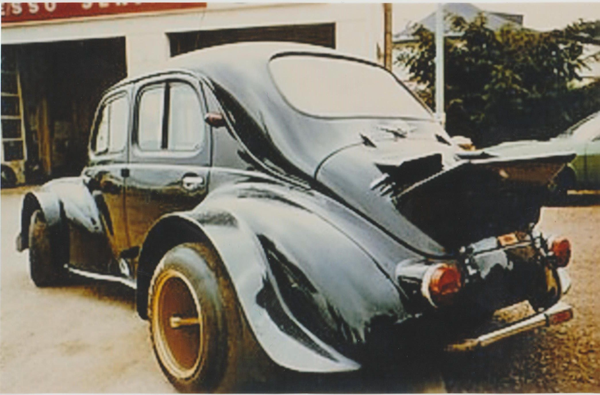 4 Cv Proto Inconnu Voiture Vintage Voiture Belle Voiture
