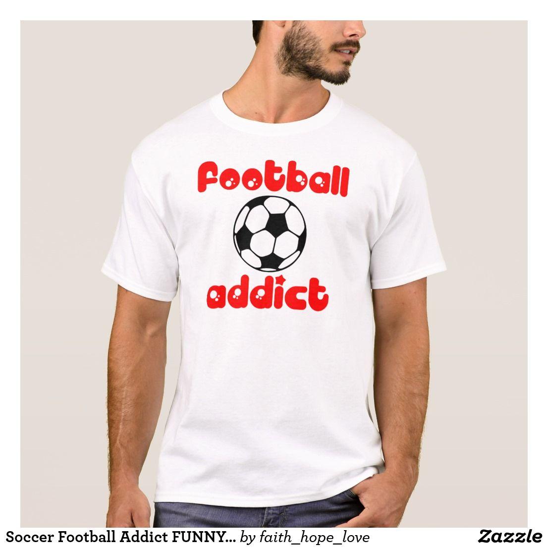 213f6354 Funny Soccer Team Usa T-Shirts - CafePress