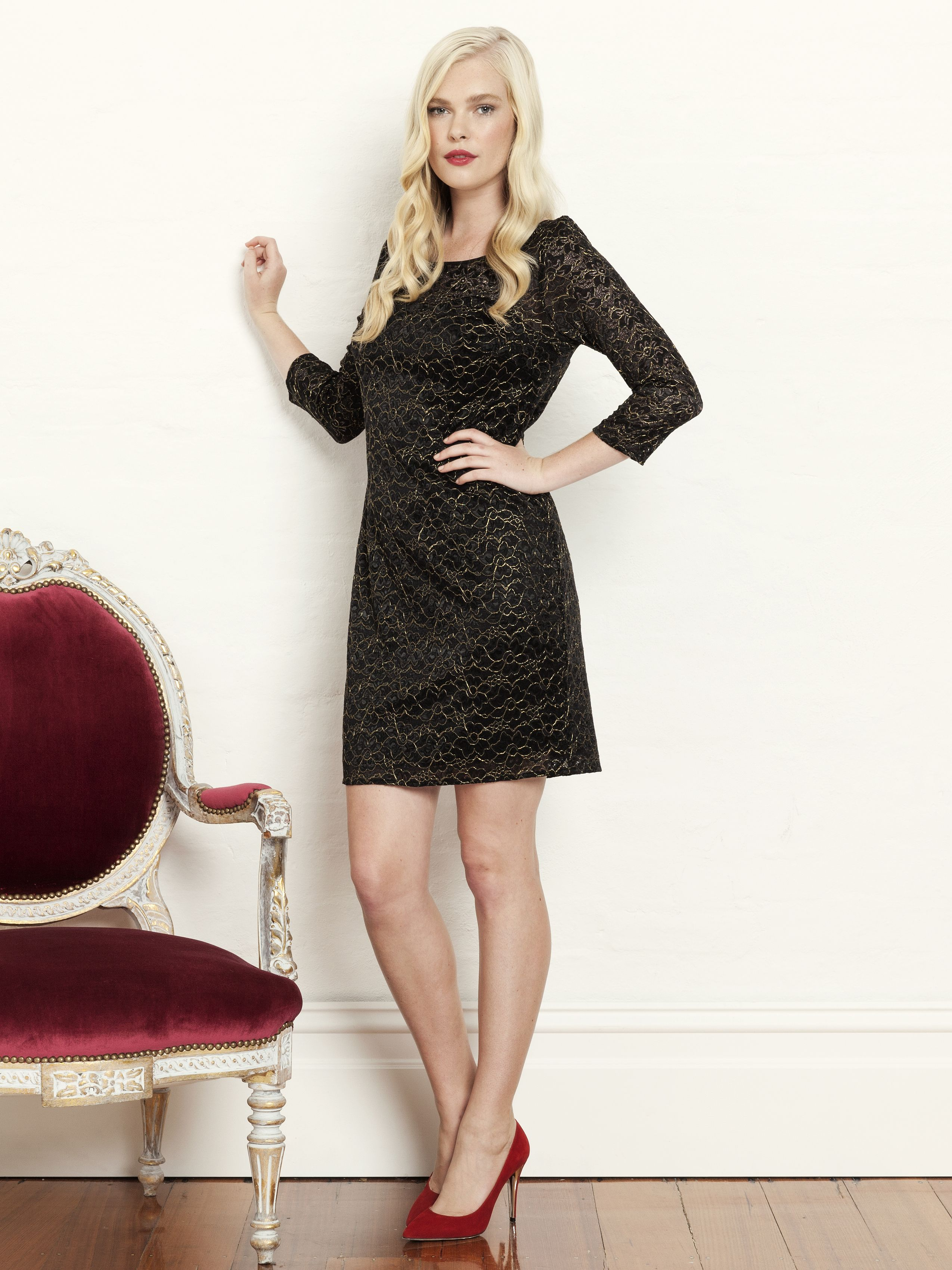 The Romilly Dress. Shop now at: http://www.review-australia.com ...