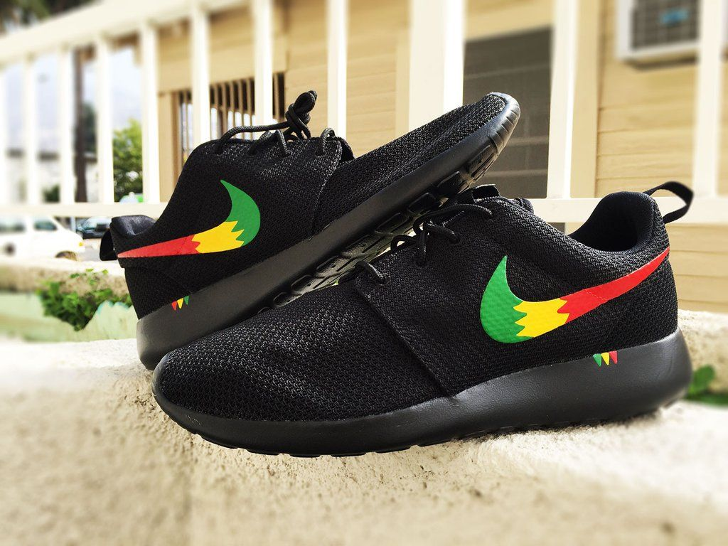 Custom Nike Roshe Run sneakers 0a6ef3145021