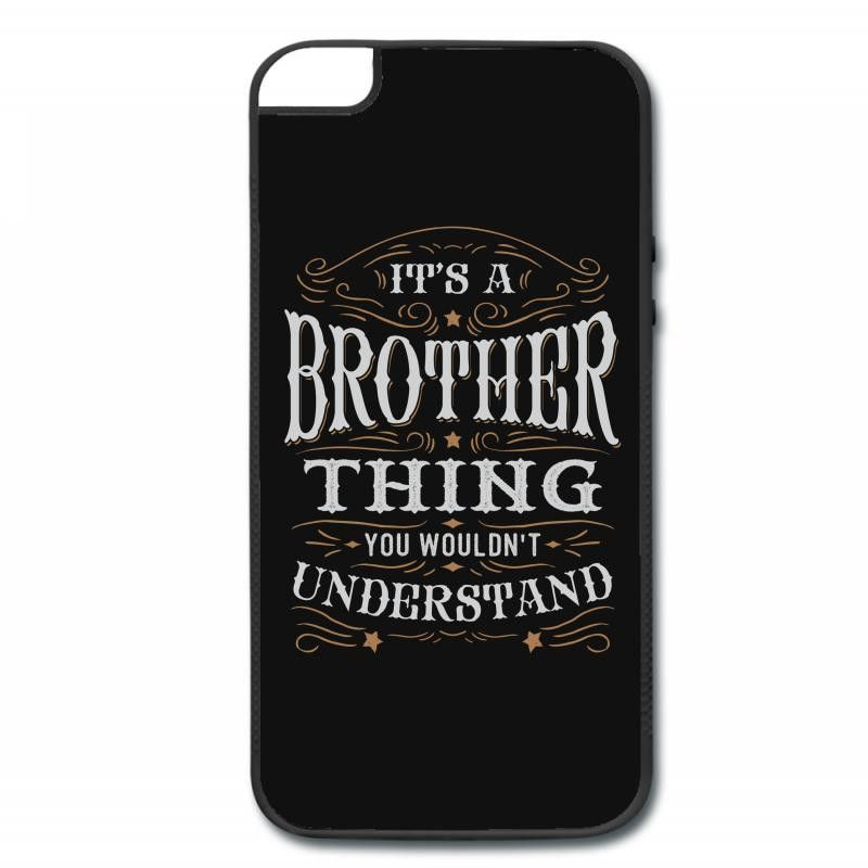 It Is A Brother Thing You Wouldnt Understand iPhone 5/5s Hard Case