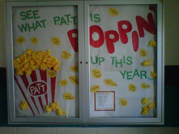 Classroom Design For Bulletin Board ~ Best popcorn bulletin boards ideas on pinterest