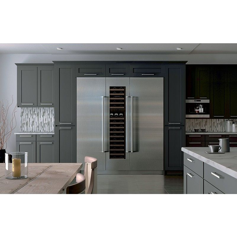 view and buy the subzero icbiw18lh wine cooler in integrated - Built In Wine Cooler