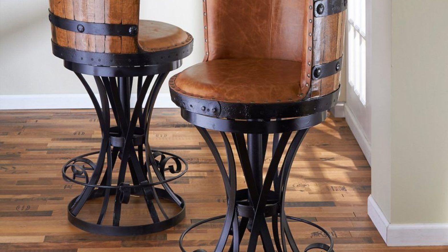 Adjustable Outdoor Bar Stools Barhocker Hausbar Mobel Und