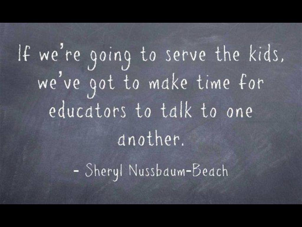 Education Quotes For Teachers Educators  Edutopia  Pinterest