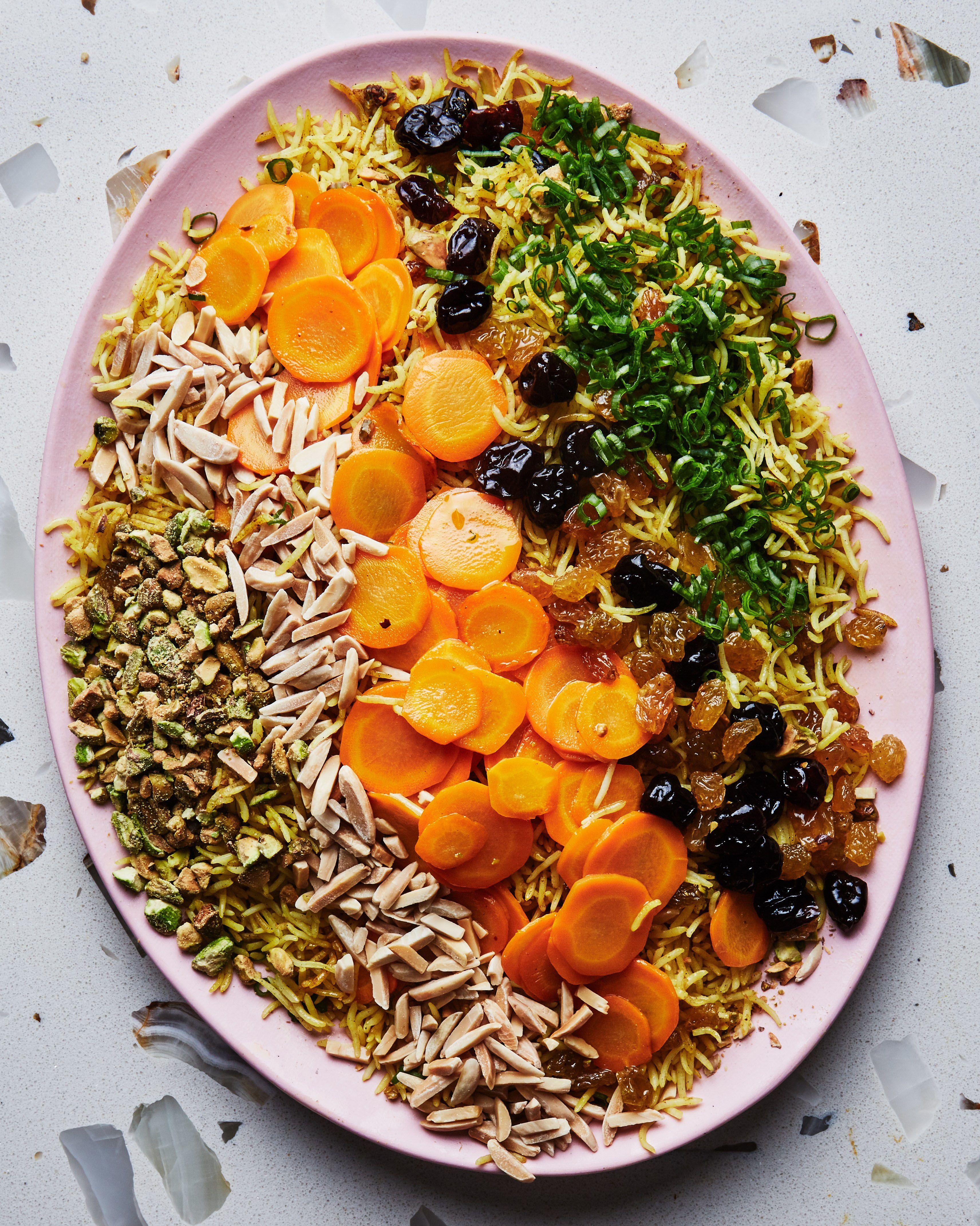 Bejeweled Rice