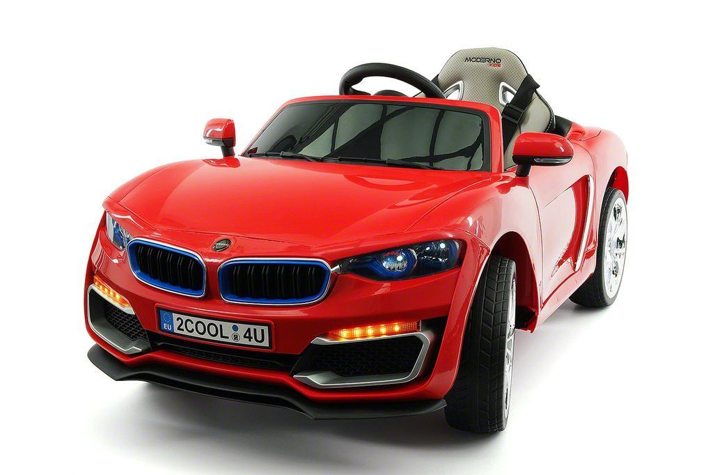 New Red Bmw Style 12v Luxury Children S Ride On Toy Car 2017 Edition Toy Cars For Kids Bmw Sports Cars Luxury