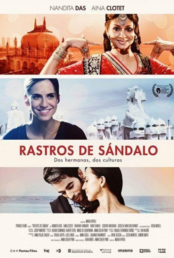 'Rastros de sándalo', la nueva hazaña del cine español