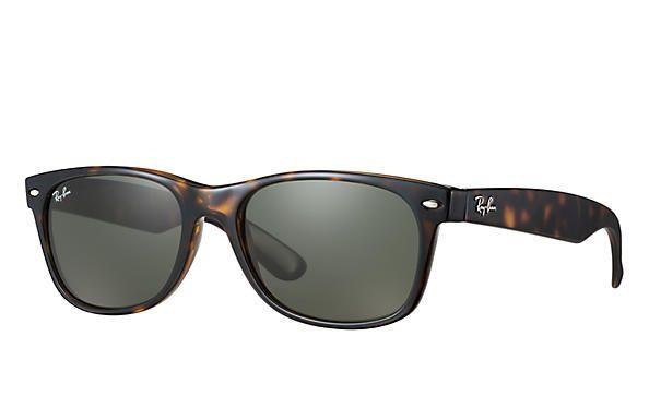 Ray Ban 0rb2132 New Wayfarer Classic Tortoise Sun New Wayfarer Classic Sunglasses Ray Ban Sunglasses