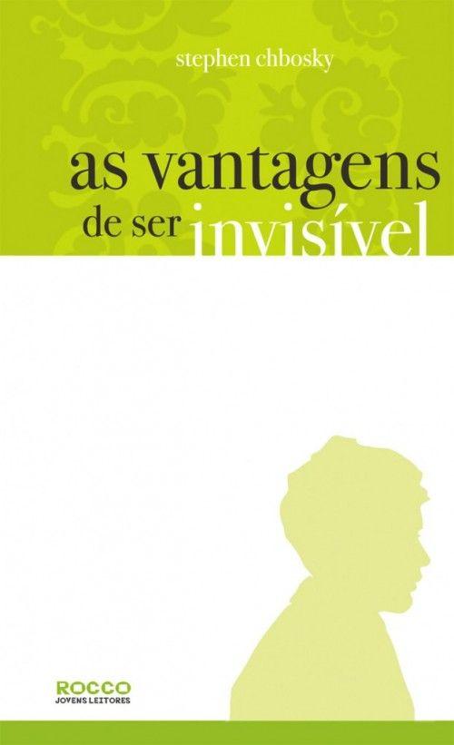 As Vantagens De Ser Invisivel Literalice Book Design Books E