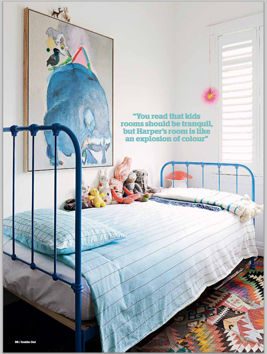 Tilly Cast Iron Bed Love This Blue Cast Iron Beds Wrought Iron