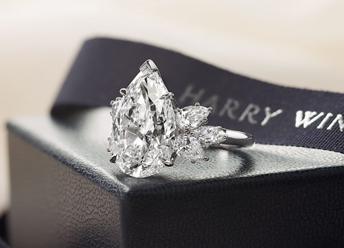 harry winston engagement rings harry winston wedding rings Find this Pin and more on Wedding Harry Winston