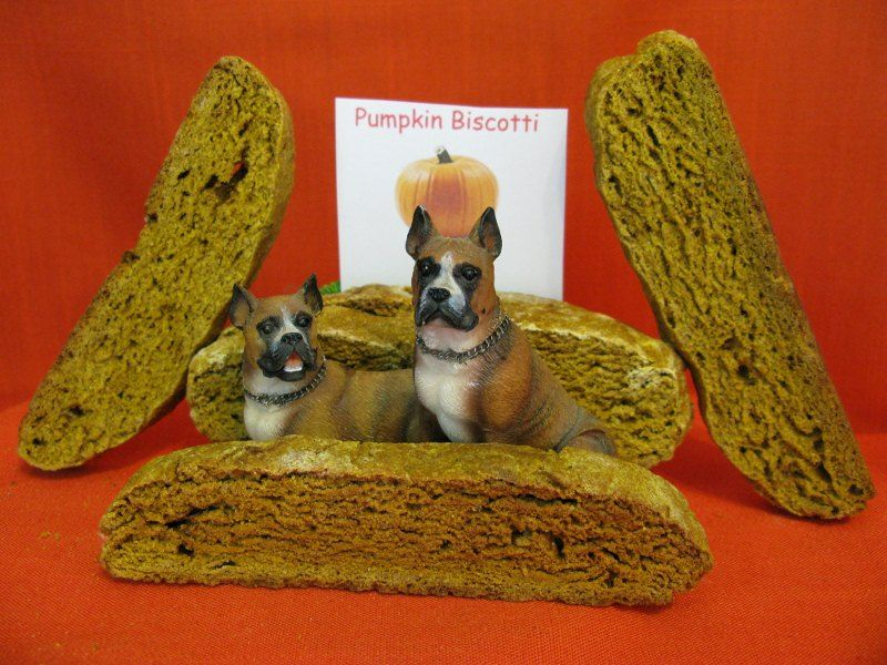 Pumpkin Biscotti    Available at www.nimahsnibbles.com