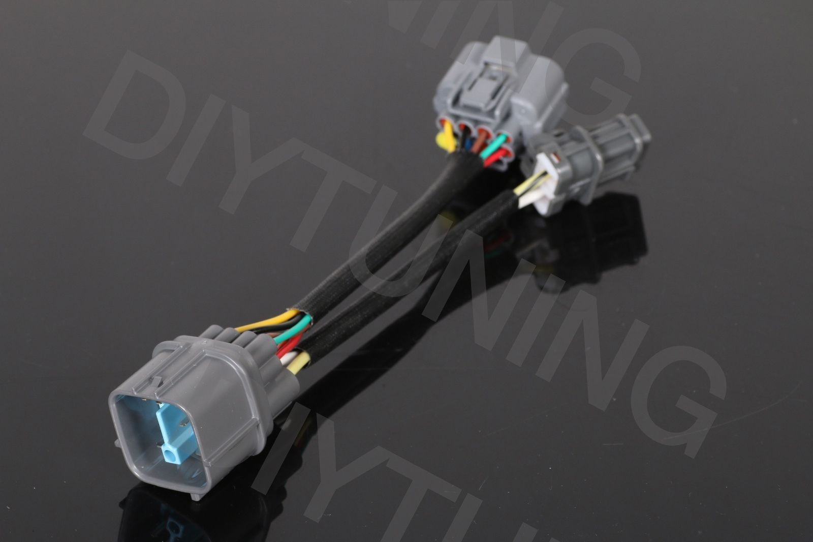 Cool Awesome Honda Acura Engine Harness 10 Pin Obd2 To Obd1 Wiring Distributor Jumper Swap Dizzy 2017