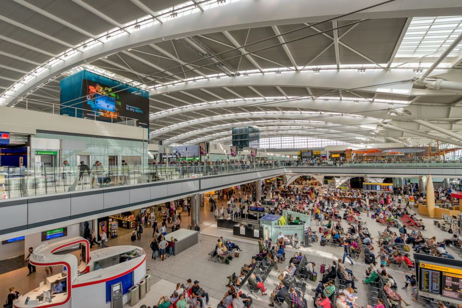 Where To Eat And Drink At London S Heathrow International Airport