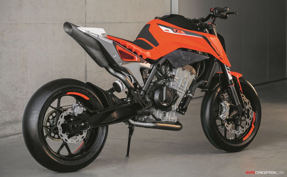 2018 ktm street bikes. exellent bikes teasing us the prototype of 2018 ktm 790 duke we get out first glimpse  ktmu0027s street bike with a paralleltwin engine on ktm bikes