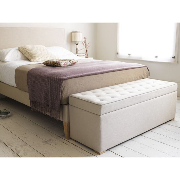 End Of Your Bed Bedroom Storage Chest Upholstered Storage