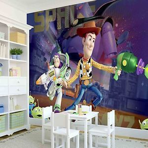 WALL MURAL PHOTO WALLPAPER DK1740VE Toy Story Disney Photo