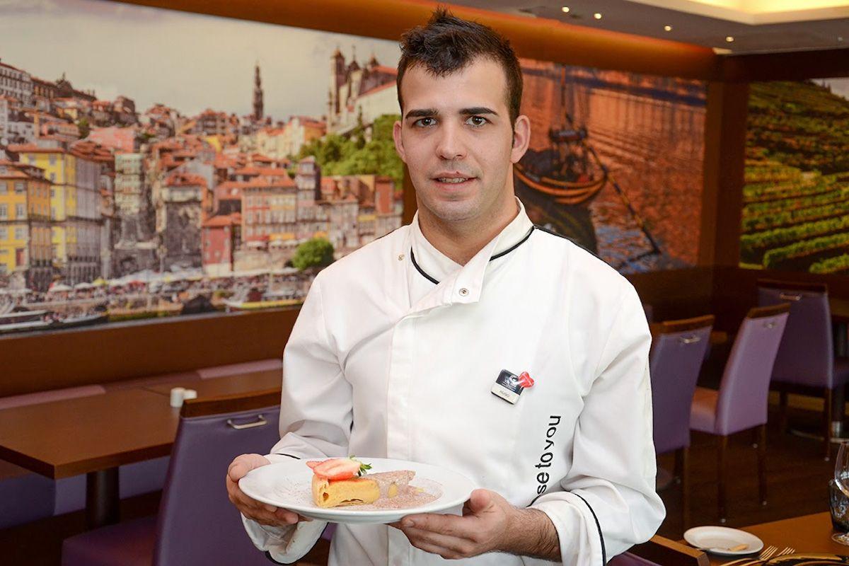 Hotel Vila Galé Douro - Chef Hugo Laranjeira