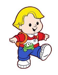Sgblogosfera María José Argüeso Dibujos Little People Babychild
