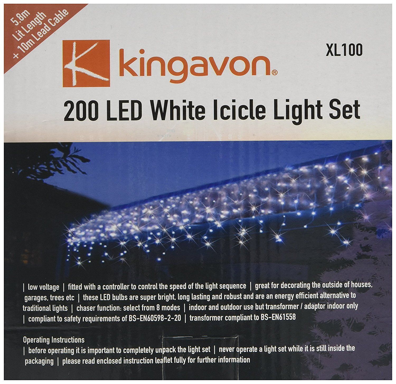 Kingavon 200 Led Icicle Light Set Green Read More At The Image Low Voltage Wiring Schematic Link