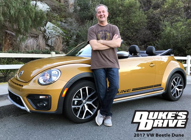 2017 Vw Beetle Convertible >> Duke S Drive 2017 Vw Beetle Convertible Dune Edition Vw