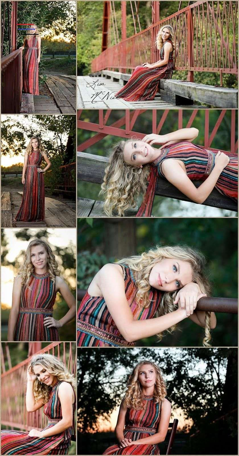 Golf Pictures for Beautiful Senior Girls by Flower Mound