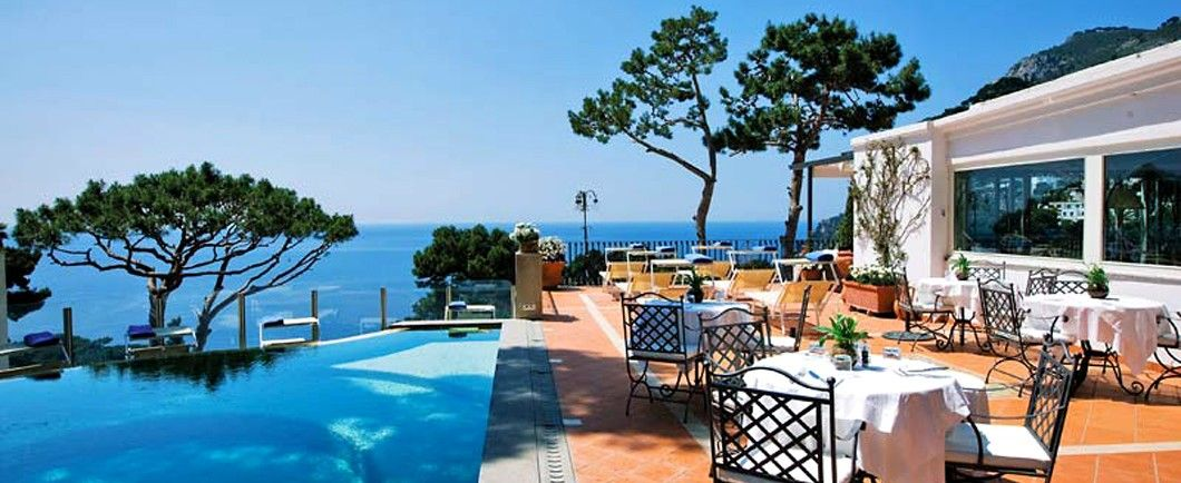 Many People Choose To Spend Their Honeymoon In Amalfi Coast Which Is Considered By