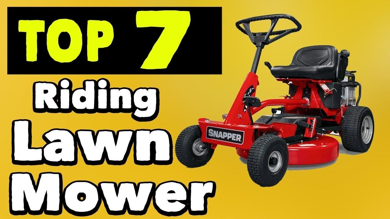 7 Best Riding Lawn Mower For The Money Riding Lawn Mowers Best Riding Lawn Mower Lawn Mower