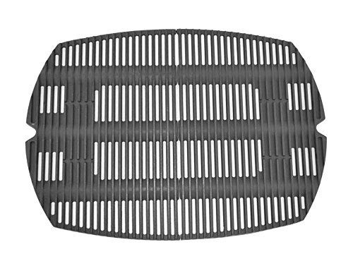 Aftermarket 87584 Cast Iron Cooking Grate For Weber Q 300 424001 426001 426079 586002 Weber Q 300 Lp Red 2006 Serie Grilling Cast Iron Cooking Gas Grill