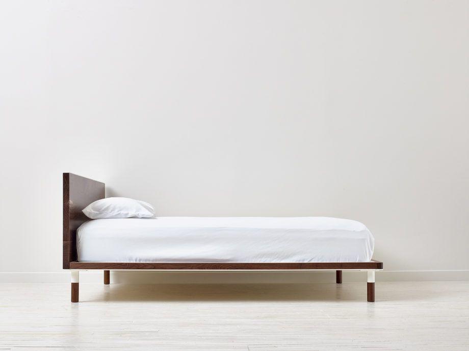 Bedroom Decor: Minimal Platform Bed Miss Rollings Bed Wake The Tree ...