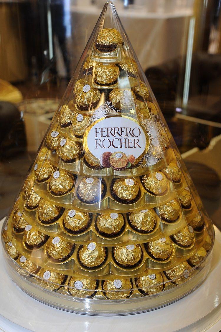 How to make a Ferrero Rocher Christmas tree   eHow UK   Design ...