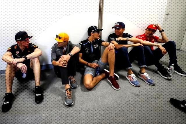 Verstappen: Leclerc isn't the only young-gun threat in Formula 1