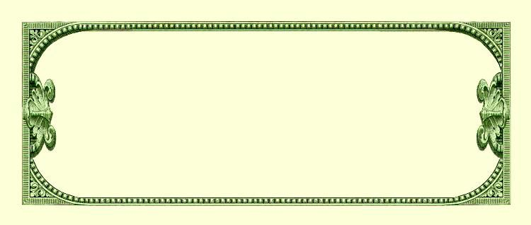 Blank Dollar Bill Template Cliparts Co Art Adventures Pinterest