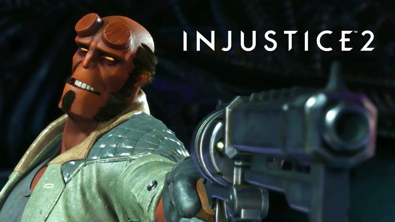 Pin On Injustice 2