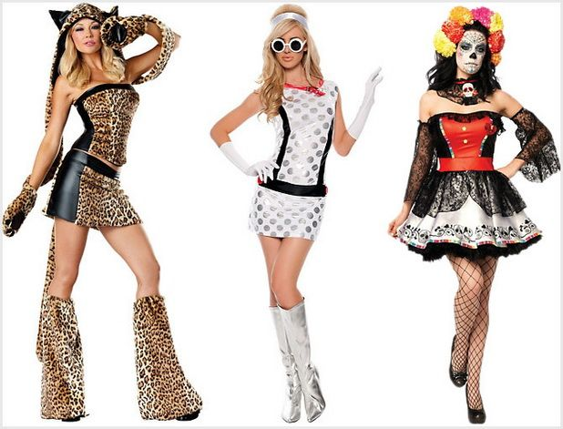 Spooky Halloween Costumes for Women Beautiful body art Pinterest - hot halloween ideas