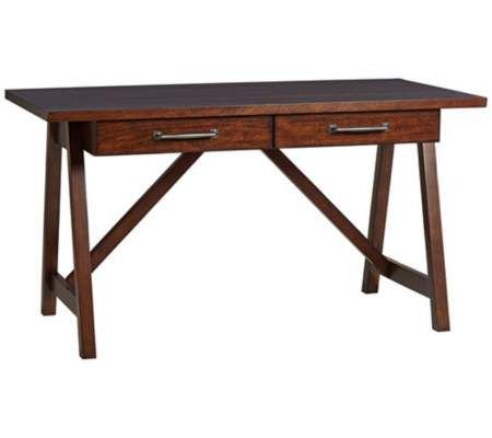 Carolina Preserves Blue Ridge Cherry Desk | 55DowningStreet.com