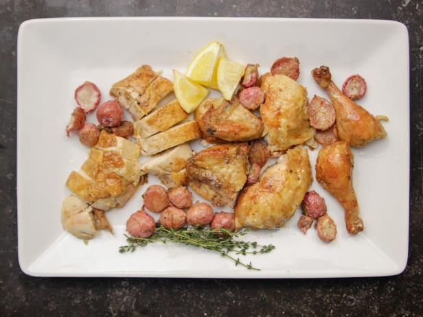 Roast chicken with radishes recipe radish recipes recipes and food forumfinder Image collections