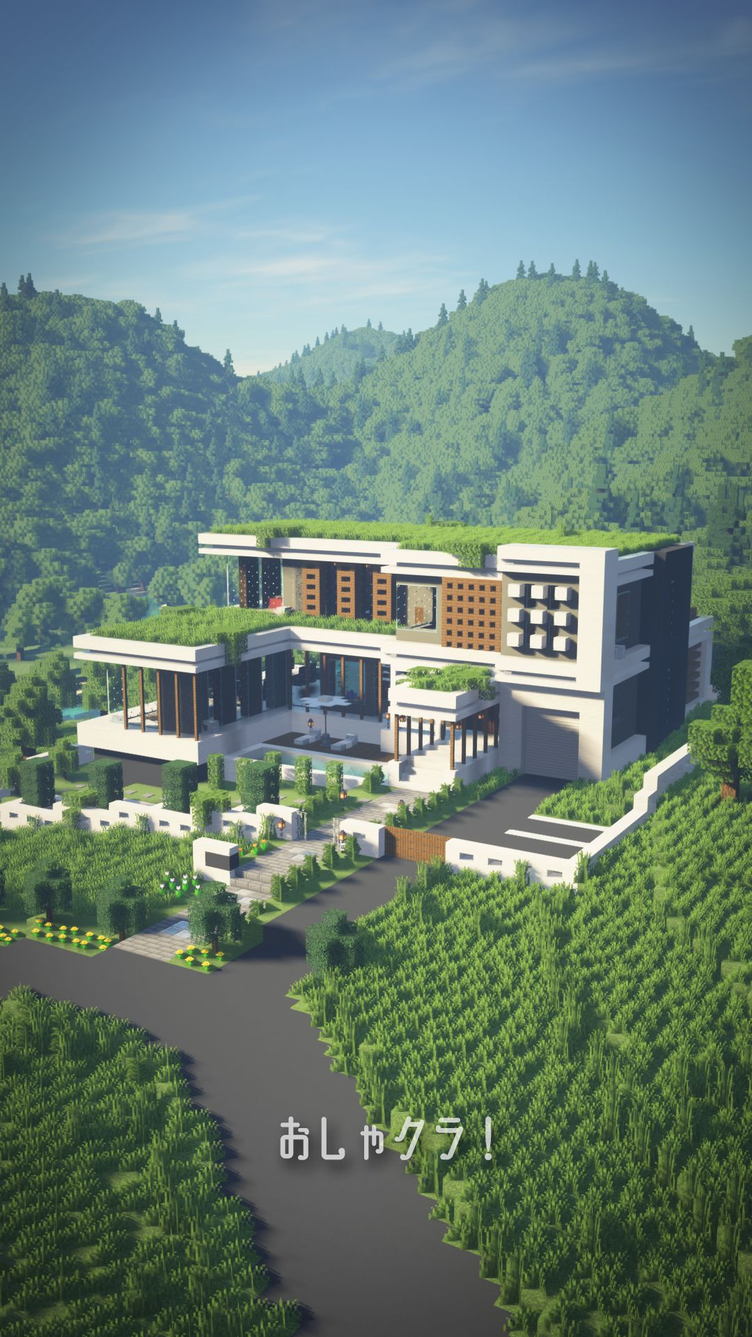Part99 How to build Luxury modern house